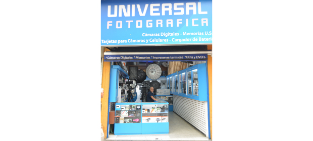 Universal Fotografica
