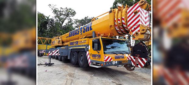 Salerno Heavy Lift & Transport
