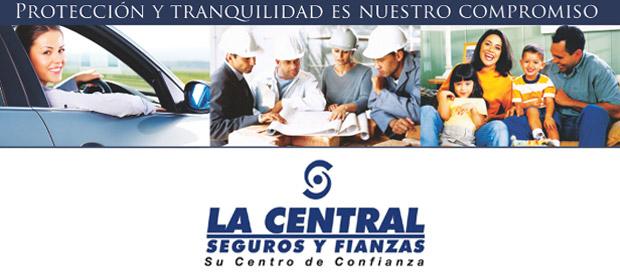 La Central De Seguros Y Fianzas S.A.
