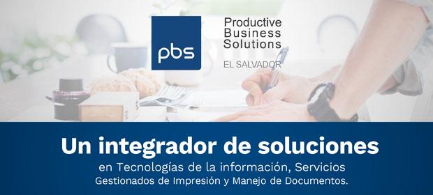Pbs el Salvador,S.A.De C.V.