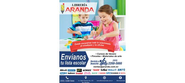Librería Aranda