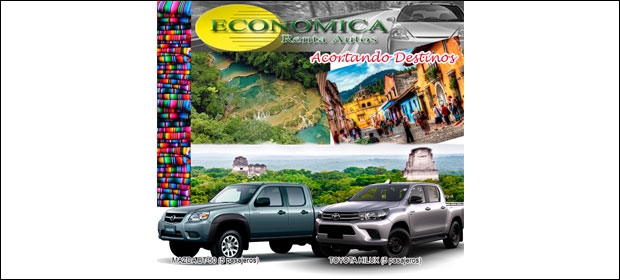 Economica Renta Autos, S.A.