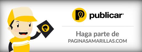 Haga parte de PAGINASAMARILLAS.COM
