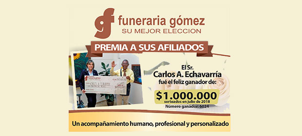 Funeraria Gómez