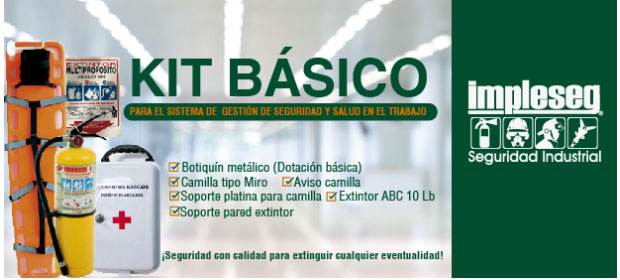 Implementos De Seguridad Industrial Impleseg S.A.S.