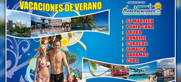 Aero Vacaciones Ltda.