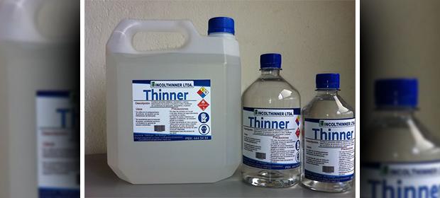 Incolthinner - Industria Colombiana De Thinner Ltda. - Imagen 2 - Visitanos!