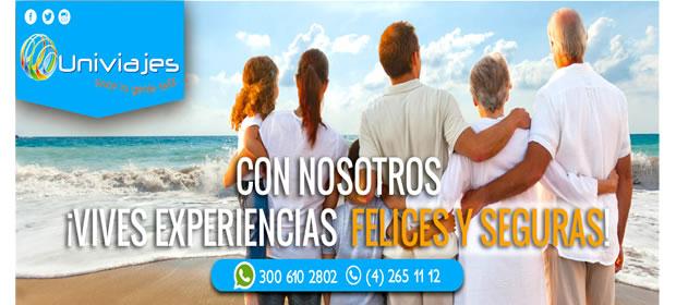 Agencia De Viajes Univiajes Medellín