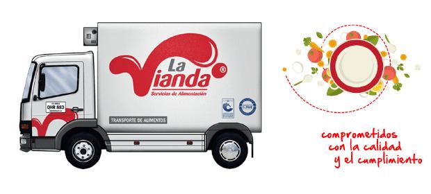 Servicios De Alimentacion La Vianda S.A.S