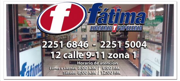 Libreria Y Papeleria Fatima