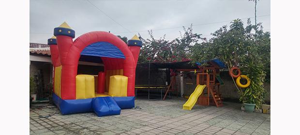 Salones Para Recepciones Club Casa Bella S. A.