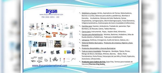 Drycom - Imagen 1 - Visitanos!