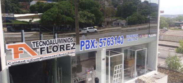 Tecnoaluminios Florez S.A.S.