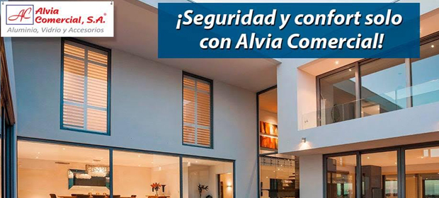 Alvia Comercial S.A. - Video Youtube 1 - Visitanos!