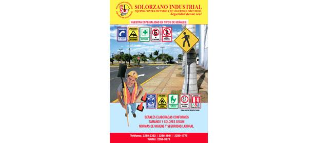 Solorzano Industrial & Cia Ltda