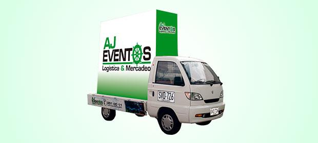 A.J. Eventos Logística Y Mercadeo S.A.S.