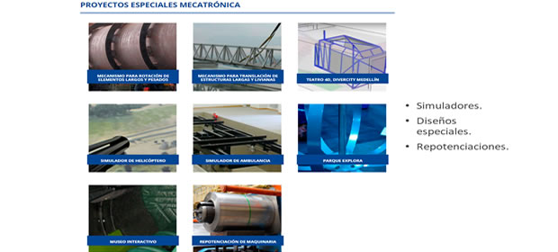 Tecnocinetica Ingenieria S.A.S