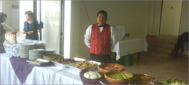 Banquetes Jacky - Imagen 1 - Visitanos!