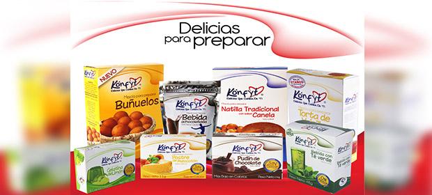Productos Alimenticios Konfyt S.A. - Imagen 2 - Visitanos!