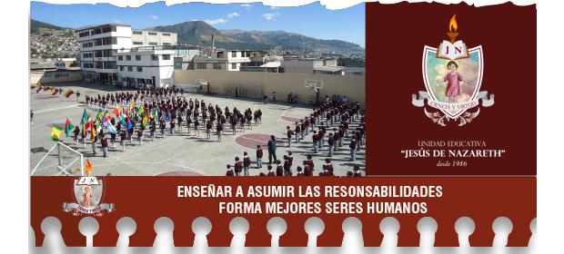 Unidad Educativa Jesús De Nazareth - Imagen 3 - Visitanos!