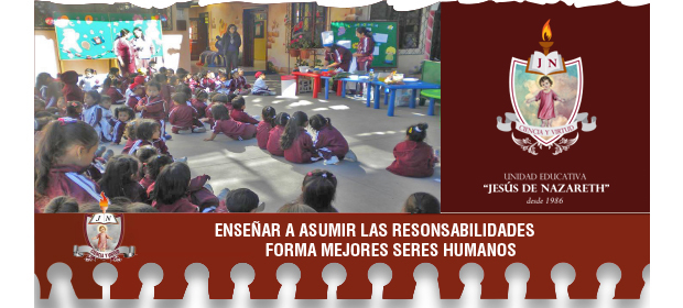 Unidad Educativa Jesús De Nazareth - Imagen 4 - Visitanos!