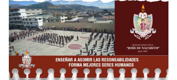 Unidad Educativa Jesús De Nazareth - Imagen 5 - Visitanos!