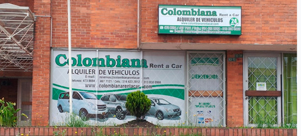 Colombiana Rent A Car
