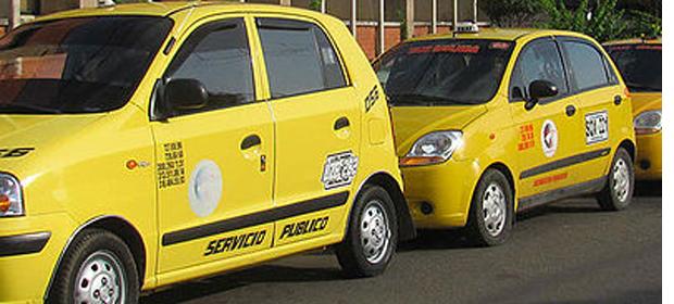 Taxi Guajira