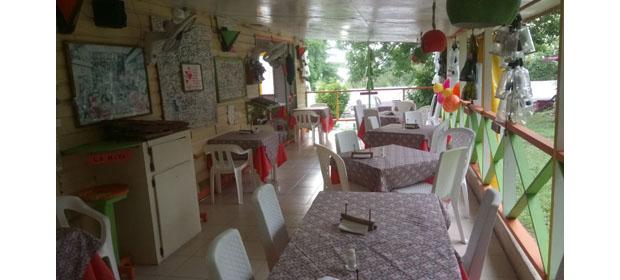 Restaurante Caribbean Place Donde Martin