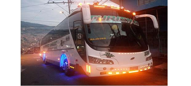 Transportes Unidos Nacionales S.A.S.