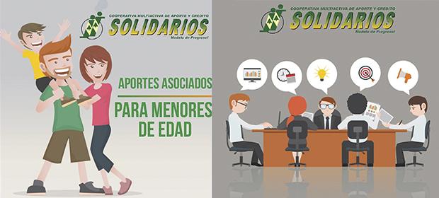 Cooperativa Multiactiva De Aporte Y Crédito Solidarios