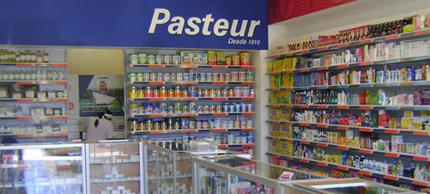 Droguería Farmacia Pasteur