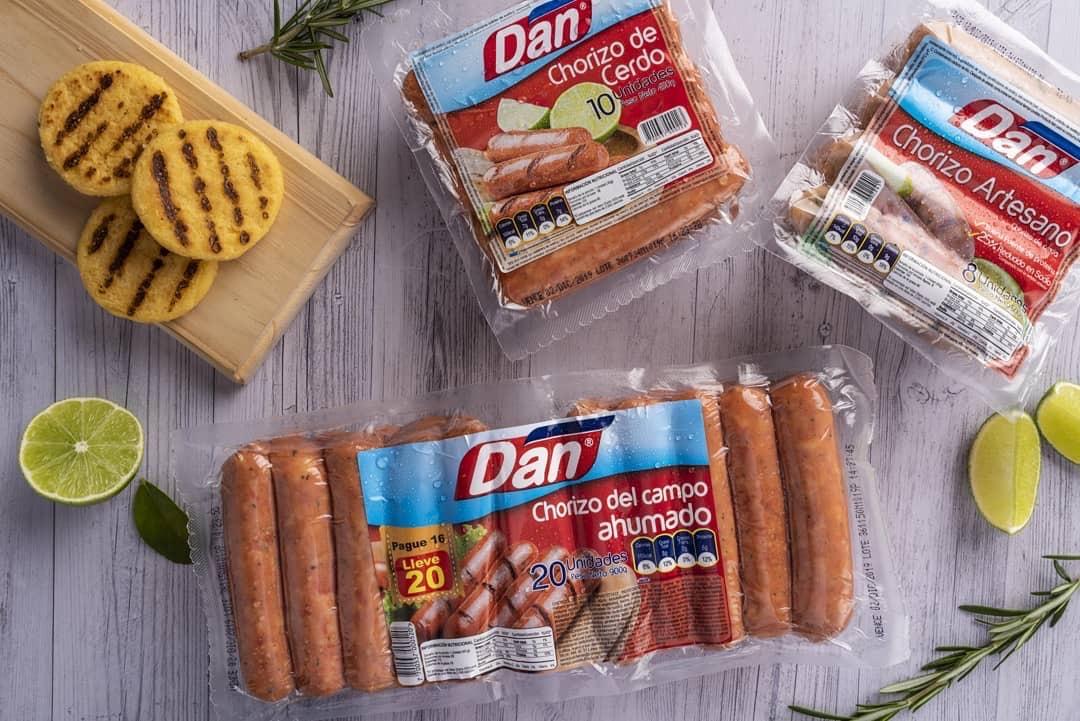 Comestibles Dan S.A.