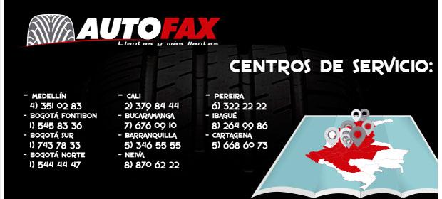 Autofax S.A.