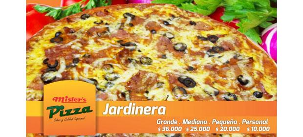 Mister'S Pizza - Imagen 4 - Visitanos!