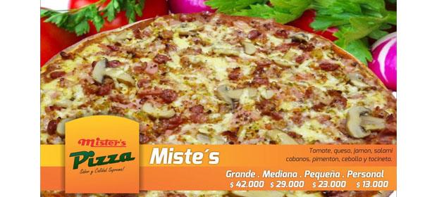 Mister'S Pizza - Imagen 5 - Visitanos!