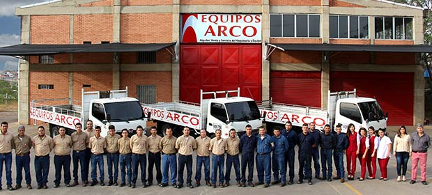 Equipos Arco S.A.S.