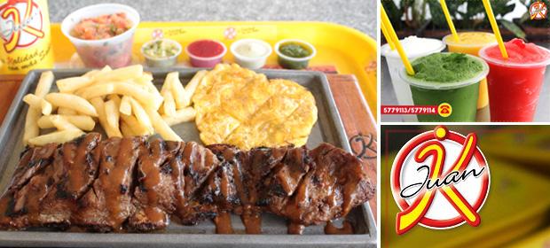Restaurante Juan K - Imagen 5 - Visitanos!
