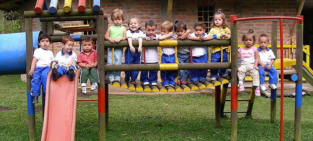 Jardin Infantil Carrusel De Ideas