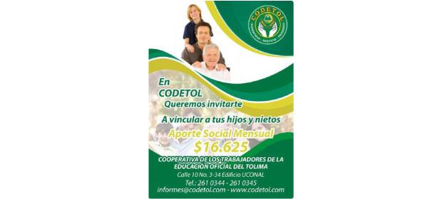 Codetol - Imagen 2 - Visitanos!