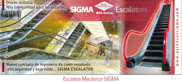 Ascensores Lg - Sigma