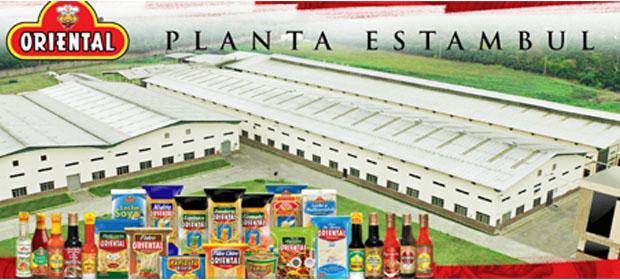 Oriental Industria Alimenticia Cía.Ltda.