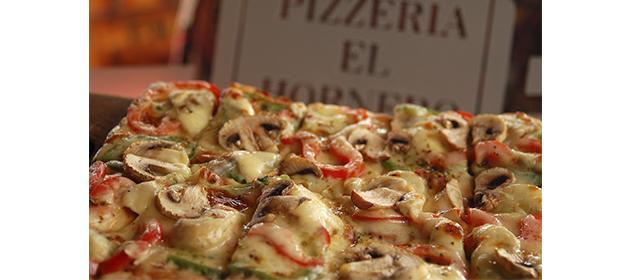 Pizzería El Hornero - Imagen 2 - Visitanos!