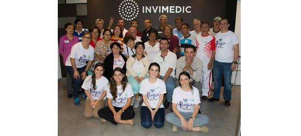 Invimedic S.A. - Tecnología Y Terapias - Imagen 5 - Visitanos!