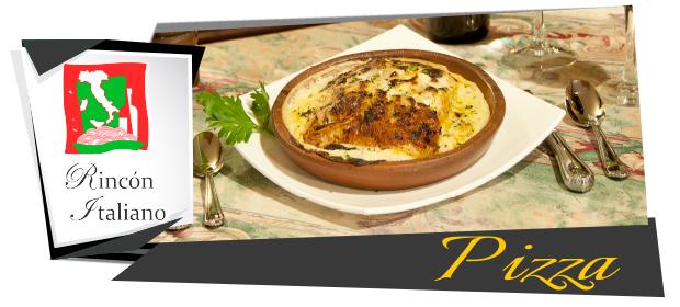 Restaurante Pizzería - Rincón Italiano - Imagen 2 - Visitanos!