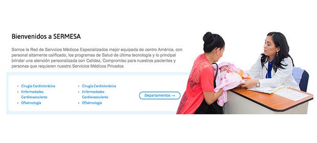 Sermesa - Hospital Central Managua