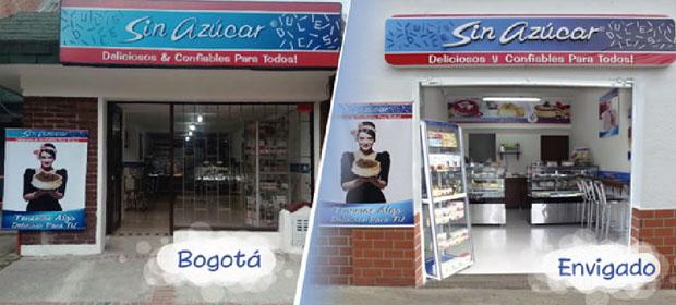 Sin Azúcar Repostería Dietética - Imagen 3 - Visitanos!