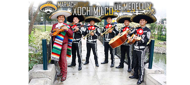 Mariachi Xochimilco