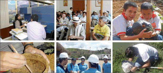 Servicios Ambientales Y Geográficos S.A. - Sag S.A.