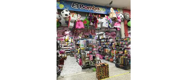 Piñatería El Bombazo